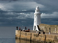 macduff lighthouse moray firth