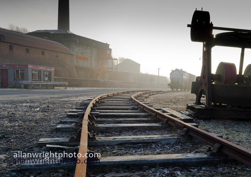 scottish industrial railway centre dalmellington ayrshire