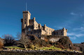 The proud and dominating Dunvegan Castle.
